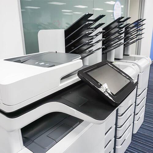 امکانات قابل نصب در دستگاه فتوکپی