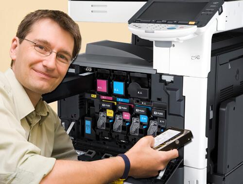 تعمیرکار دستگاه کپی شارپ در نمایندگی شارپ جهت سرویس و نگهداری دستگاه کپی