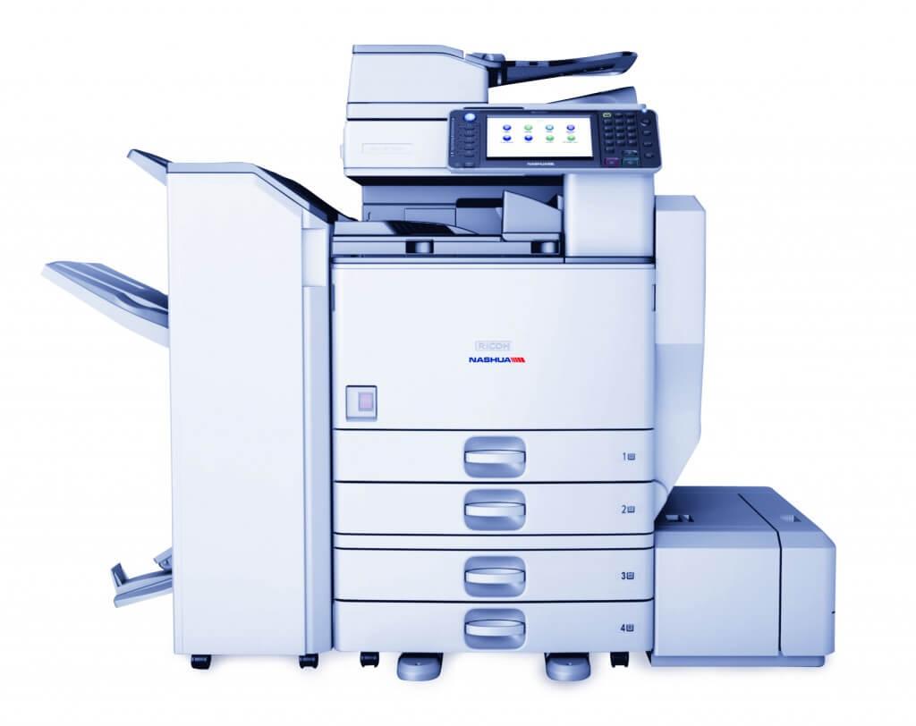معرفی دستگاه کپی ریکو ناشوا MPC 4502 – MPC 5502