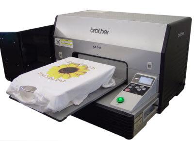 ویژگیها و خصوصیات پرینتر و کاربرد پرینترهای صنعتی در صنعت چاپ لباس