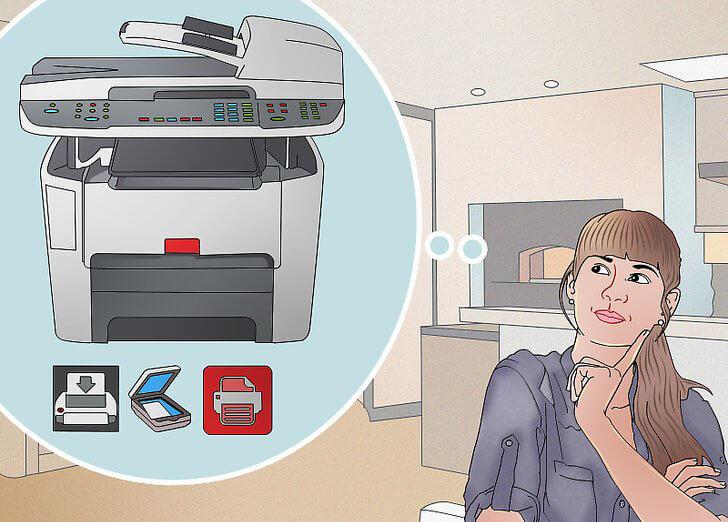 قابلیت ها در خرید یک دستگاه کپی