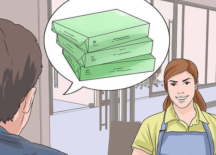 پرسش در مورد بهترین نوع کاغذ
