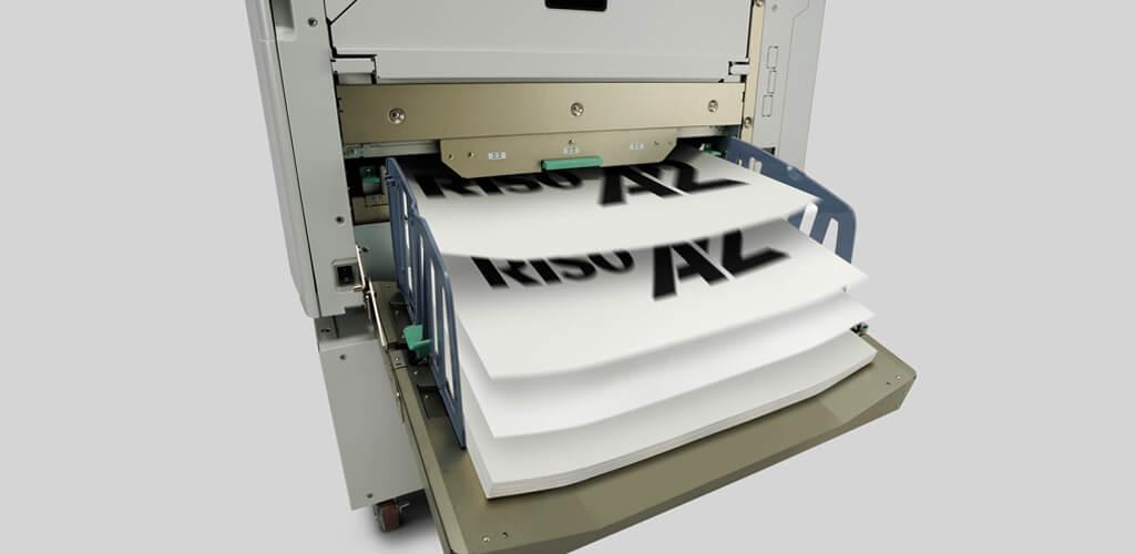 اندازه کاغذ دستگاه کپی