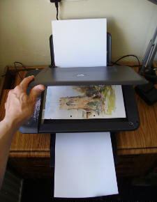 دستگاه فتوکپی دیجیتال